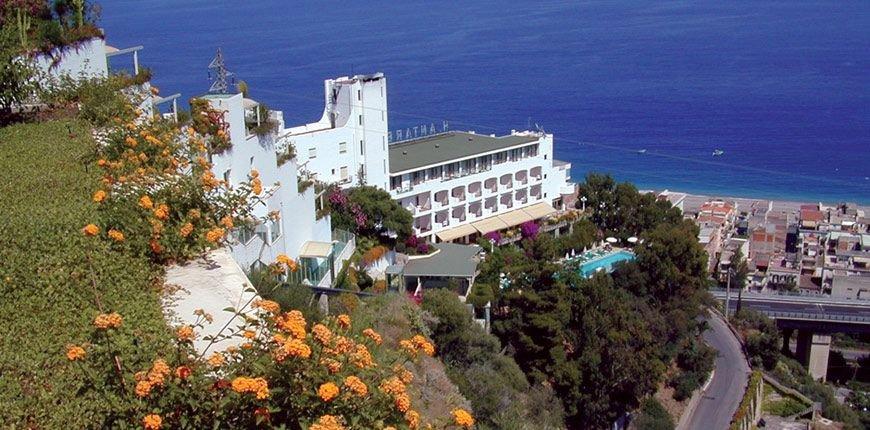 Hotel Antares Letojanni