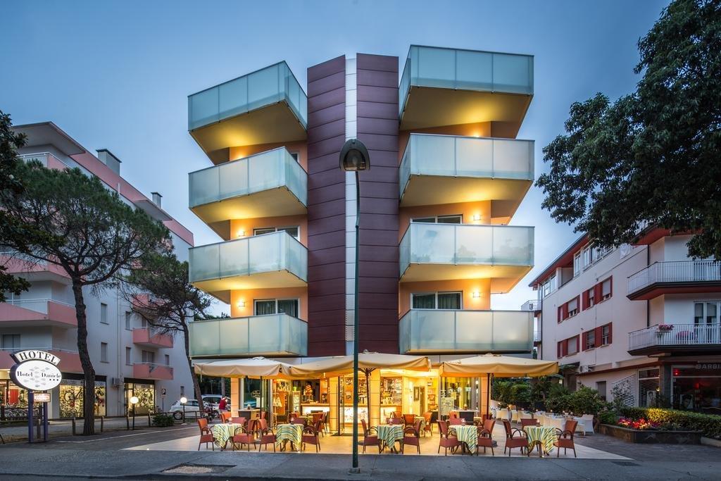 Hotel Daniele Lignano Pineta