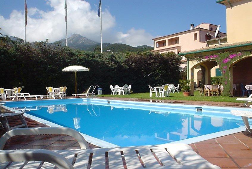 Hotel Gabbiano Azzurro Marciana Marina