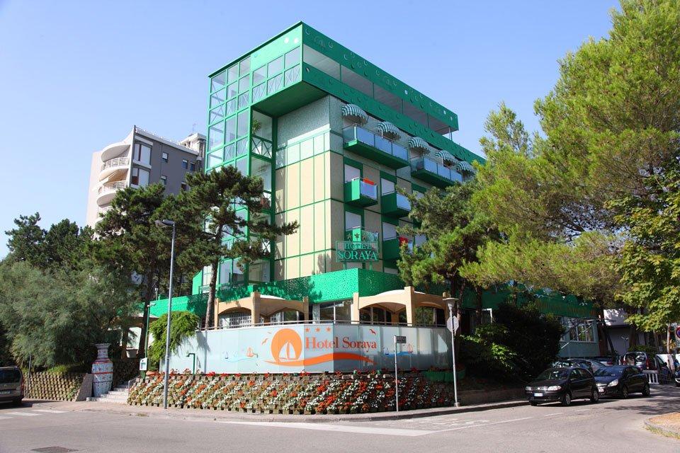 Hotel Soraya Lignano Pineta
