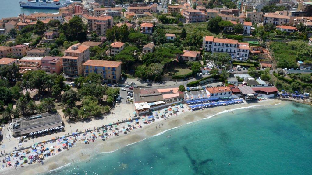 Hotel Villa Ombrosa Portoferraio